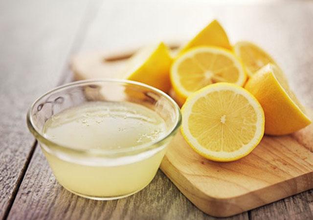 jus de citron pour perdre du poids
