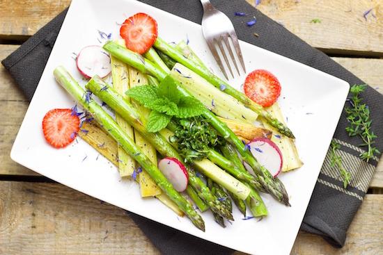 Aliments du régime low carb.