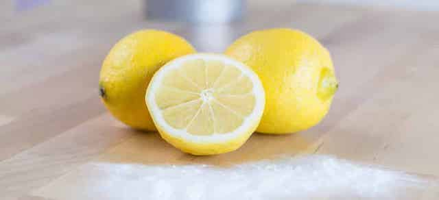bienfaits minceur citron et bicarbonate de soude