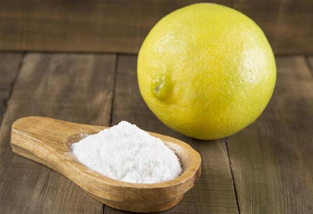 citron et bicarbonate de soude pour maigrir