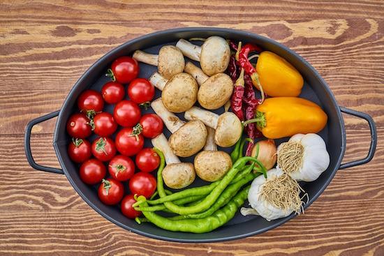 Perdre sa cellulite en deux semaines : l'alimentation.