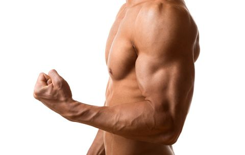Fat burner for the muscles.