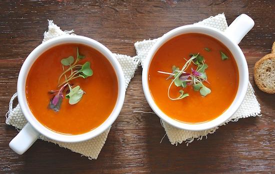 Bienfaits soupe brûle graisse.