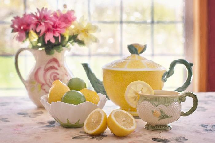 Recette brûle graisse au citron pour mincir.